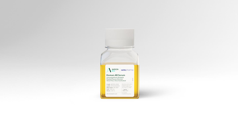 AB serum smaller